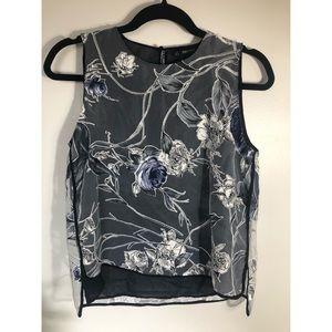 🔥SALE- Any 4/$20 Zara sleeveless blouse